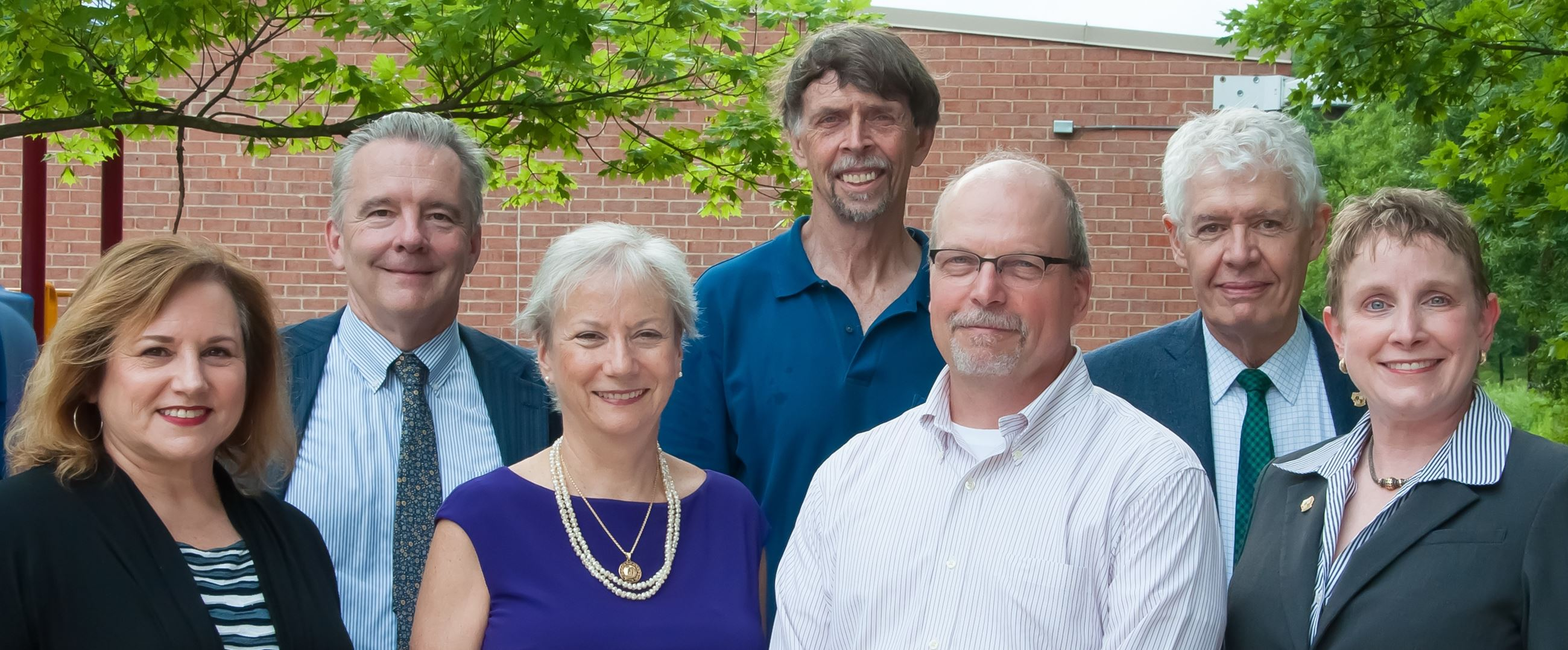 Cropped June 2019 Council group