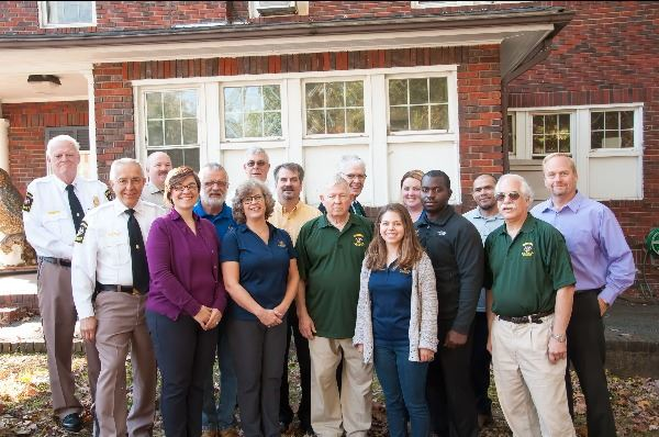 Town Hall Staff and Certification Team