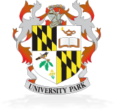 Seal of University Park, Maryland